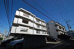 レジデンス茶屋ヶ坂[2階]の外観