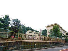 八王子市立川口小学校 距離750m