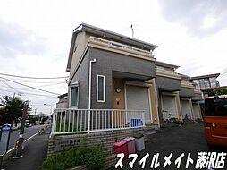[テラスハウス] 神奈川県藤沢市藤が岡3丁目 の賃貸【/】の外観