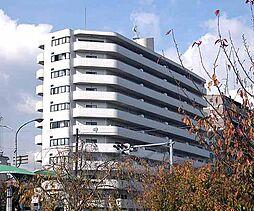 京都府京都市上京区猪熊通中立売上る役人町の賃貸マンションの外観