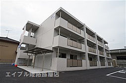 兵庫県神崎郡福崎町西田原の賃貸マンションの外観