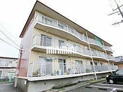 コーポ田中[1階]の外観