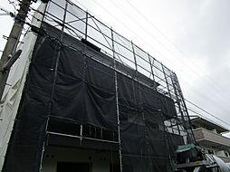 兵庫県神戸市北区藤原台北町7丁目の賃貸マンションの外観
