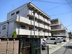 山崎第2マンション[2階]の外観
