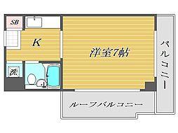 ランデン池袋[3階]の間取り