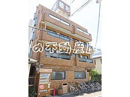 若杉ロイヤルマンション[1階]の外観