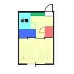 江古田コーポ[2階]の外観