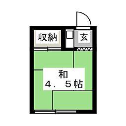 向ヶ丘遊園駅 2.2万円