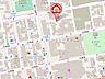 地図,1K,面積17m2,賃料3.2万円,札幌市営東西線 バスセンター前駅 徒歩7分,札幌市営南北線 さっぽろ駅 徒歩10分,北海道札幌市中央区北三条東4丁目