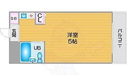 帝塚山駅 2.5万円