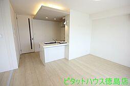 シャーメゾンガーデン福島 B[305号室]の外観