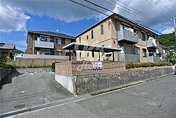 兵庫県神戸市須磨区若草町3丁目の賃貸アパートの外観