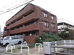 神奈川県横浜市港南区下永谷2丁目の賃貸マンションの外観