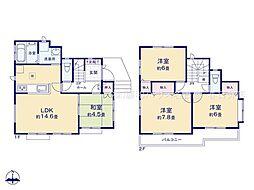 名古屋市天白区一つ山1丁目 2号棟 新築一戸建て
