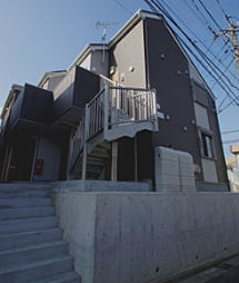 ヒルズ上星川 B棟[2階]の外観