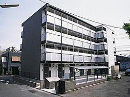 神奈川県川崎市川崎区夜光1丁目の賃貸マンションの外観