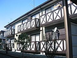 メゾンボナールN[2階]の外観