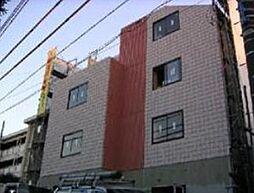 東京都新宿区戸山1丁目の賃貸マンションの外観