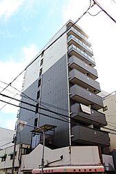 大阪府大阪市北区長柄中1の賃貸マンションの外観