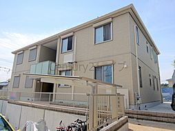 兵庫県宝塚市千種1丁目の賃貸アパートの外観