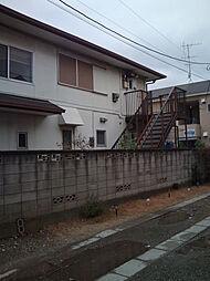 晋荘[2階部分号室]の外観