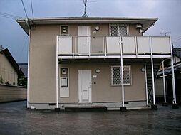 ハイツ杉田[101号室]の外観