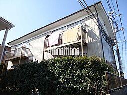 小川アパート[1階]の外観