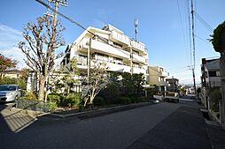 ジークレフ赤坂[4階]の外観