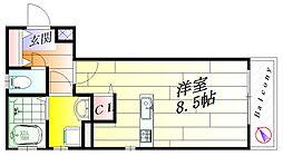 Toi et Moi〜トワ・エ・モア〜[1階]の間取り