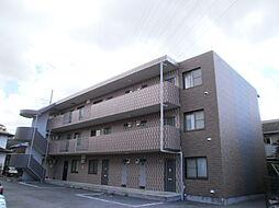 メイプルガーデンA[2階]の外観