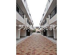 [タウンハウス] 岡山県岡山市北区西古松1丁目 の賃貸【/】の外観