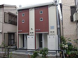 レオネクストベルリス[1階]の外観