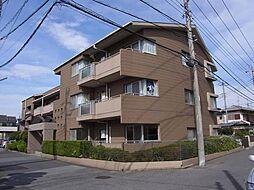 千葉県佐倉市西志津2丁目の賃貸マンションの外観