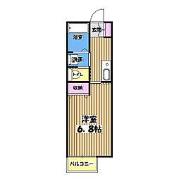 マルチステップ[2階]の間取り