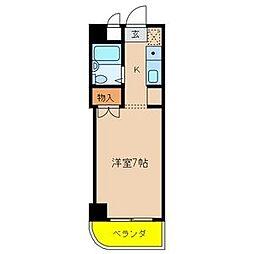 TAKANOビル[2階]の間取り
