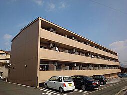 福岡県宗像市赤間1丁目の賃貸マンションの外観