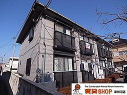 グランドール21 A・B棟[2階]の外観