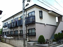 ベルシオン西新井[202号室]の外観
