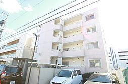 愛知県名古屋市天白区平針1丁目の賃貸マンションの外観