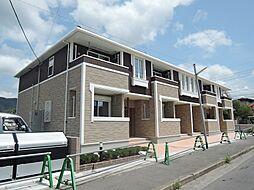 福岡県北九州市八幡西区野面1丁目の賃貸アパートの外観