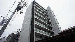 兵庫県神戸市兵庫区西出町2の賃貸マンションの外観
