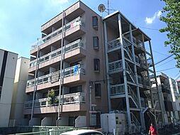 プレアール新北島[4階]の外観