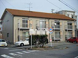 コーポ新栄[2階]の外観