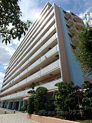 モンテベルデ北田辺[2階]の外観
