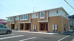 香川県三豊市詫間町詫間の賃貸アパートの外観