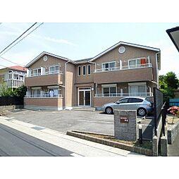 愛知県名古屋市天白区大坪の賃貸アパートの外観