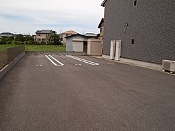 兵庫県姫路市花田町加納原田の賃貸アパートの外観