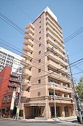 東京都墨田区江東橋4丁目の賃貸マンションの外観