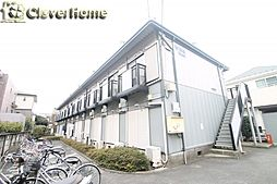 神奈川県相模原市南区相模大野2丁目の賃貸アパートの外観