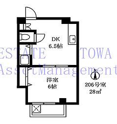 145709 ストーンハイツ[3階]の間取り